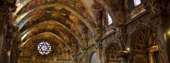 frescos-de-la-boveda-de-la-iglesia-de-san-nicolas