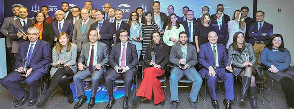 el-iiama-obtiene-el-premio-iagua-al-mejor-centro-de-investigacion-en-agua-de-2017