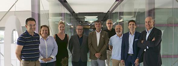 El Parque Cientifico de Alicante asume la presidencia de la Red de Parques Cientificos Valencianos