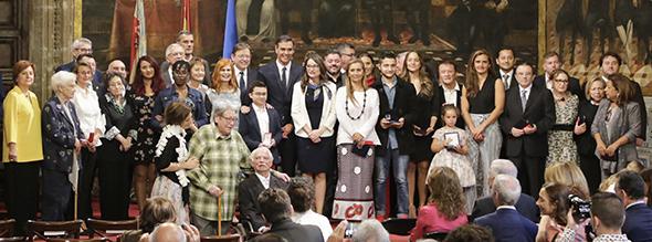 Mavi-Mestre-Eva-Alcón-Isabel-Morant-y-Guillermina-López-premios-9-dOctubre-2018